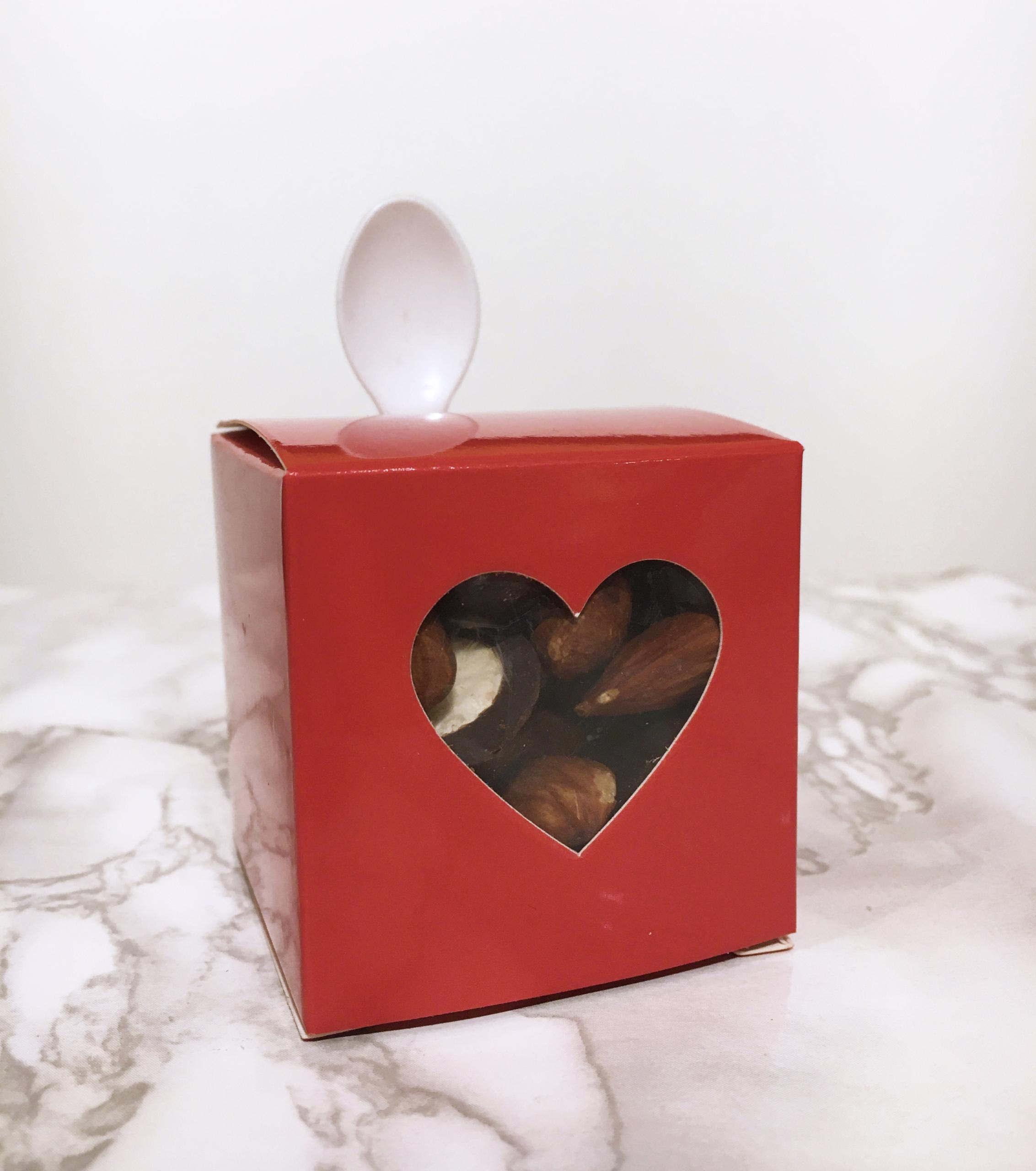 Sweetheart Box Cube (1 oz.), Min. 6 pcs.