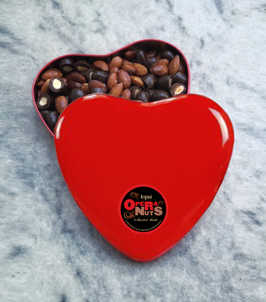 Heart Tin (15 oz)